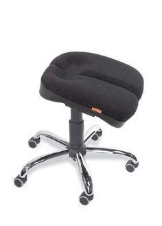 Taboret Handy Specjalistyczne, ergonomiczne pochyłe siedzisko kształtujące bezwysiłkowo prawidłową sylwetkę. Usiądź prosto!