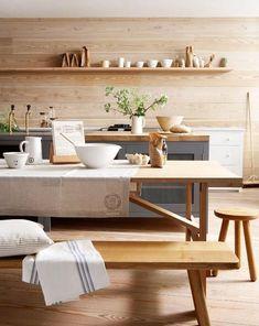 Maudjesstyling: Kitchen ,wood. #theglobalgalavant #LGLimitlessDesign #Contest
