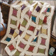 Ravelry: Granny's Cool Spools pattern by Jill Hanratty
