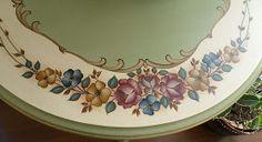 Atelier Malerhaus – Pintura Decorativa: Pintura Floral Francesa 3