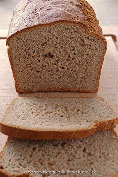 Raw Food Recipes, Bread Recipes, Pan Rapido, Pan Bread, Scones, Banana Bread, Muffins, Rolls, Eat