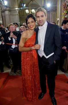 David Garrett - Vienna Opera Ball held at the Vienna State Opera.