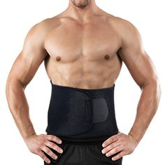 d04e22281a Adjustable Waist Trimmer Exercise Belt for Men   Women