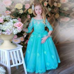 http://babyclothes.fashiongarments.biz/  2017 Sky Blue Lace Girls Pageant Dress With Half Sleeve A Line Cheap Flower Girls Dresses For Wedding Formal Communion Gowns, http://babyclothes.fashiongarments.biz/products/2017-sky-blue-lace-girls-pageant-dress-with-half-sleeve-a-line-cheap-flower-girls-dresses-for-wedding-formal-communion-gowns/,          Welcome to our store   We sell all kinds of women's Prom Dresses, Evening Dresses, Wedding Dresses, Homecoming Dresses, Cocktail Dresses…