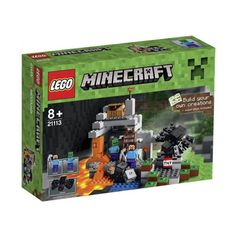 Lego Minecraft The Cave [21113 - 249 pcs]