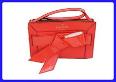 Kate Spade New York Bow Valley Kai Clutch, Strawberry Daquiri - Clutches (*Amazon Partner-Link)