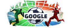 Copa América 2015 - Quarterfinals 4 - Brazil v Paraguay. June 27, 2015 . #CuartosDeFinalCopaAmérica  #CopaAmérica #Quaterfinals #Football #Soocer #GoogleDoodle