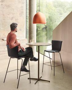 New Vico Duo chairs from Vico Magistretti – Fritz Hansen - ScandinavianDesign.com