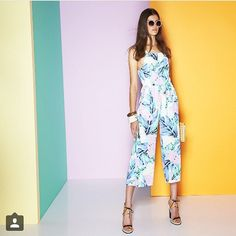 • M A L I B U •  the latest High Summer drop is landing in stores and online get the Malibu Jumpsuit as seen in our campaign www.talulah.com.au #isla #summer #malibu #jumpsuit #onesie #onlineshopping