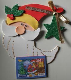 Τα πρωτάκια 1: Χριστουγεννιάτικα ημερολόγια (Άγιος Βασίλης,πιγκουίνος,μπαλαρίνα,κοκκινολαίμης,τάρανδος,ήρωες παραμυθιών κ.λπ) Christmas Calendar, Christmas Time, Christmas Crafts, Christmas Decorations, Xmas, Christmas Ornaments, Holiday Decor, Handmade Diary, Winter Activities