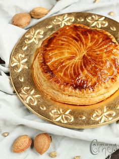 Galette des Rois - French Three Kings' Cake