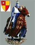 """Sir """"Knight"""" NICHOLAS de SEGRAVE, 1st Baron Segrave """"Rebel Baron and Crusader"""" (Prominent baronial leader during the reign and revolt of King Henry III. On side of Simon de Monfort at the Battle of Evesham where he was wounded and taken prisoner. Pardoned.) - Overview - Ancestry.com. 33rd GG Uncle."""