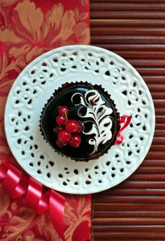 #Cupcake love dark