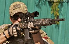 Preview: Springfield Armory M1A Scout Squad 7.62mm | Gun Review