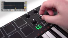 The All-New Akai Professional MPK mini (new version) Compact Keyboard & Pad Controller