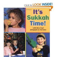 It's Sukkah Time! (Sukkot & Simchat Torah)