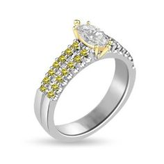 1.11 ct Diamond Cocktail Ring 18k Two Tone Gold  Price: $2,619.00   Product Specifications     Jewelry Information   Metal stamp    18k   Metal    White & Yellow Gold  Setting 6 prong & shared prong  Ring size 6.25   Sizing lower range    5   Sizing upper range    7.5   Resizable    Yes  Number of stones 29   Stone Weight    0.51 carats   Stone Information   Minimum Total Carat Weight    1.11 carats   Stone Weight    0.51 carats  Stone Creation Method Natural
