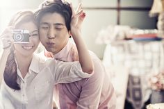 Korea Pre-Wedding Studio Photography by May Studio on OneThreeOneFour 5