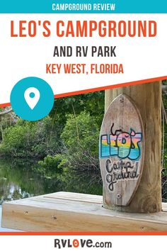 Looking for affordable RV camping in Key West, Florida? Leo's Campground is close to the action of Duval Street, Highway 1, bars and restaurants, the famous Mallory Square for sunsets, Mile 1 Marker, the Southernmost Point of the USA, and so much more. Discover what this family campground has to offer in our in-depth review. #rvlife #florida #keywest #campground #rvtravel Key West Camping, Rv Camping, Camping Ideas, Camping Hacks, Key West Florida, Florida Keys, Best Rv Parks, Rv Travel, Travel Maps