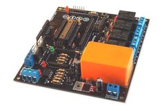 Arduino Home Automation Development Board Unveiled By GarageLab (video) - Another candidate for Visuino http://www.visuino.com support. #Visuino #Arduino