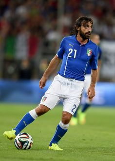 Andrea Pirlo.....still going on strong