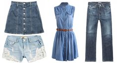 Five fashionable ways to don Denims for women
