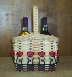 Wine Wednesday: Cabernet Sauvignon – The Wine Life Wine Country Gift Baskets, Wine Baskets, Make Your Own Wine, Make It Yourself, Basket Weaving Patterns, Wine Safari, Pine Needle Baskets, Wine Wednesday, Flowers For You