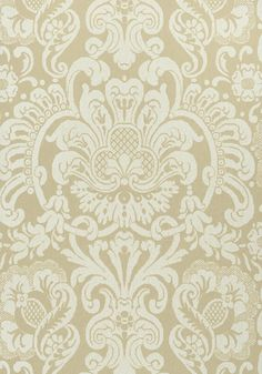 DORIAN DAMASK, Beige, T89103, Collection Damask Resource 4 from Thibaut