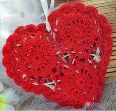 Ornament Heart hook