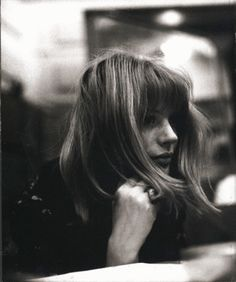 Marianne Faithfull, 1965.