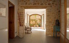 casa en venta en Caimari de Palma de Mallorca_recibidor