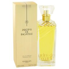 Jardins De Bagatelle By Guerlain Eau De Parfum Spray 3.4 Oz