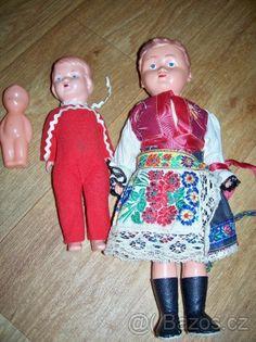 Prodám staré panenky 2. - 1