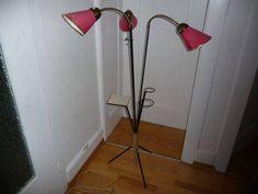 Stehlampe Tütenlampe 50er jahre Design in Aarau kaufen bei ricardo.ch