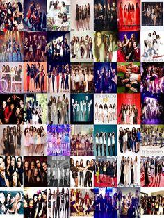 Fifth Harmony my iPad mine wallpaper @Official5H @CamilaCabello23 @jauregasm @emilycas03