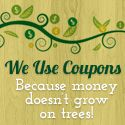 """This site has tons of frugal living advice, and their """"virtual couponing classes"""" are what convinced my boyfriend that couponing is actually worthwhile!"""