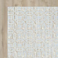 Found it at Wayfair - McCarey Ice Area Rug