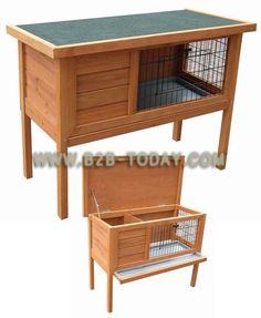Sell Wooden Rabbit House, Wooden Rabbit House Exporter >> Fujian Longxing Wood Industry Co., Ltd.