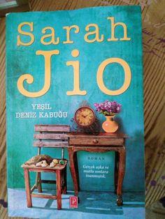 Yeşil Deniz Kabuğu-Sarah Jio'nun yine tarzı aynı , ama etkileyici farklı bir hikayesi.(10 üzerinden5)