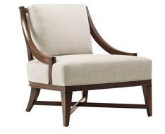 Nob Hill Loung Chair by Barbara Barry from Baker