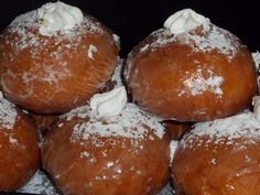 Pittsburgh Cream Paczki - Oakmont Bakery
