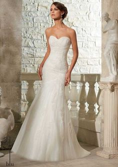 Mori Lee Brautkleider 2015 | miss solution Bildergalerie - Modell 5309 (Blu) by MORI LEE