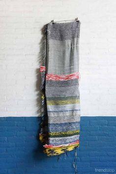 Union of Striped Yarns - Sample - Dienke Dekker