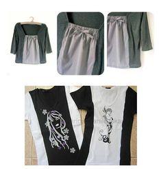 Расширяем любимые тесные вещи - Модная женщина: одежда и вещи для полных Polyvore, Image, Fashion, Moda, Fashion Styles, Fashion Illustrations, Fashion Models