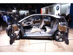 BMW i3 Concept via Tom's Style