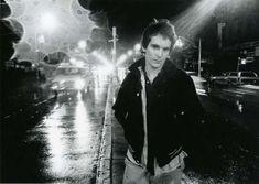 p048-alexChilton77-cbgb050H-godlis Joey Ramone, Patti Smith, Cbgb New York, Punk Rock, Alex Chilton, Rock And Roll, 70s Punk, The Stooges, Music Photo