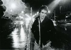 Los primeros días del punk a través de la lente de David Godlis | VICE España  Alex Chilton. Bowery, 1977
