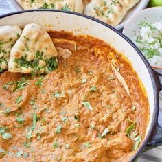 Quick, fragrant and delicious this Easy Butter Chicken Curry ticks all the boxes. You really don't need take away to enjoy this Indian cuisine favourite. Butter Chicken Curry, Best Curry, Kitchen Larder, Chicken Tikka Masala, Lentil Curry, Fresh Coriander, Curry Recipes, A Food, Food Processor Recipes