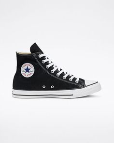 Chuck Taylor All Star Seek Peace High Top These two-tone paneled Chucks serve as a constant reminder to seek peace. Women's Shoes, Hype Shoes, Prom Shoes, Me Too Shoes, Black Shoes, Black Converse Shoes, Shoes Style, Platform Converse, Converse Trainers