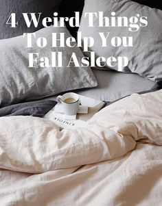 4 Unexpected Things that May Help You Fall Asleep | Apartment Therapy